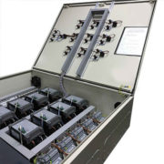 8-Zone SCR Control Panel