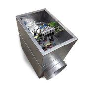Round Duct Heater